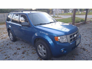 2009 Ford Escape XLT  Bluetooth