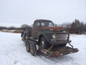 49 Ford F68 truck for sale