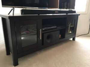 NEW TV stand in chocolate/espresso brown colour Oakville / Halton Region Toronto (GTA) image 1