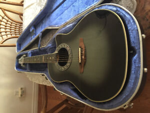 Rare 1983 Ovarian Collectors Series acoustic guitar ! $850.