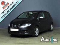 2008 (08) Seat Altea 1.6 Reference Sport 5-Dr, 77,000 Miles, Service History