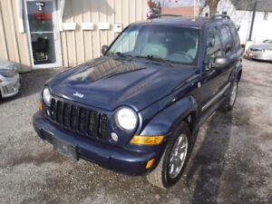 2007 Jeep Liberty SUV, Crossover 2 YEAR POWERTRIAN WARRANTY!!!!!