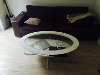 Couch and coffee table for sale