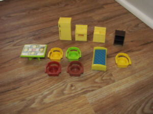 Vintage Fisher Price Accessories