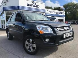 2010 Kia SPORTAGE XE CRDI Manual Estate