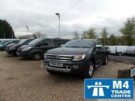 Ford Ranger Limited 4X4 Dcb Tdci Pick-Up 2.2 Manual Diesel