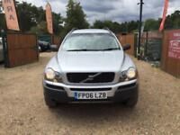 Volvo XC90 2.4 AWD Geartronic 2007 D5 SE