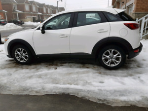 Mazda CX-3 GS for lease take over