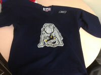 ECHL Long Beach Ice Dogs Goalie Jersey