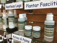 FREE SEMINAR - Essential Oils & Aches & Pains. @ Sunnyside Mall.