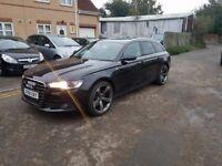 2011,Audi A6 SE 2.0 TDI avant diesel,6 speed manual,Auto spot/start.FSH