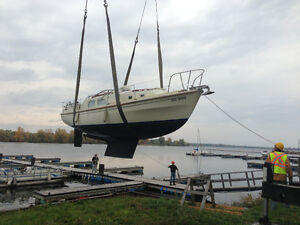 Westerly Longbow 31 Sailboat
