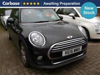 2015 MINI HATCHBACK 1.5 Cooper 3dr