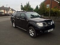 Nissan navara Aventura fully loaded