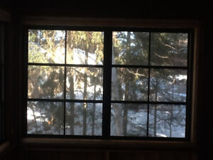 3-Season Windows - excellent condition - well priced