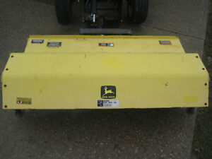 John Deere 51 Rotary Broom