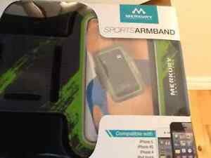 Armband for walking or running