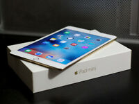Apple Ipad Mini 4 Gold 16gb with 12 month Apple Warranty