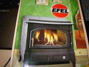 Effel oil stove