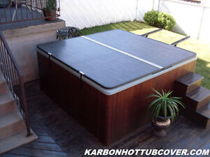 Strong Heavy Duty HoTTub Spa Cover London Ontario image 7