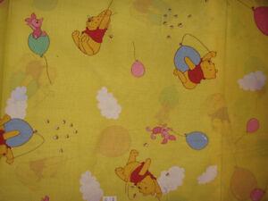 Winnie the Pooh Crib Sheets
