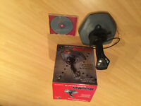 Wingman joystick and software
