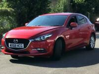2018 Mazda Mazda3 2.0 SE-L Nav 5dr Hatchback Petrol Manual