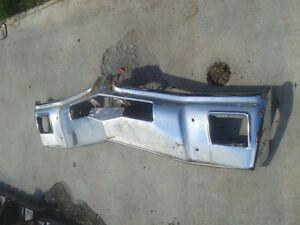 Original used front bumper for a 1969 Oldsmobile Cutlass (BP0181 Belleville Belleville Area image 4