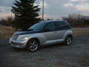 2004 Chrysler PT Cruiser Dream Cruiser Hatchback