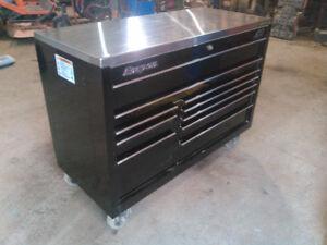 "Snap On 55"" toolbox"