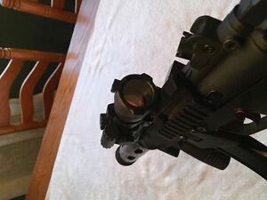 Tippmann A5 kit (mp5 mod and accessories) Amazing Value!!!!! Windsor Region Ontario image 3