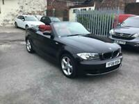 2008 BMW 1 Series 120i ES Convertible Petrol Manual
