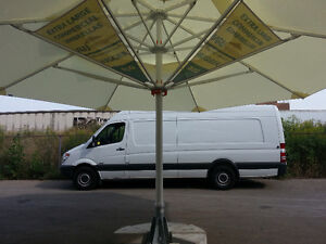 2012 Mercedes-Benz Sprinter FULLY WRAPPED with 3M foil