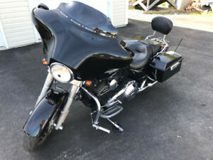 2009 HARLEY-DAVIDSON STREET GLIDE ( WE FINANCE )