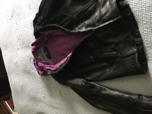 Leather jacket from Screaming Eagle