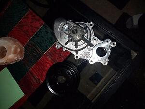 Motocraft water pump for 2011 f150