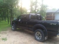 F250 and dirtbike trade for cummins