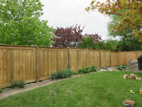 PLANNING A FENCE OR DECK THIS SEASON ?