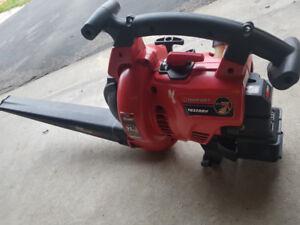 Blower and Vacuum Troy Bilt 31 CC