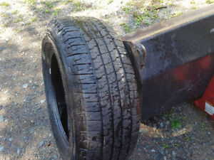 Goodyear P 265/65r/18 tires