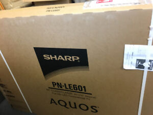 """Sharp Aquos (PNLE601) 60"""" Full HD LED Commercial TV"""