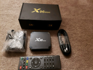 Android TV box programmed Watch Free Live TV/Movies No Monthly