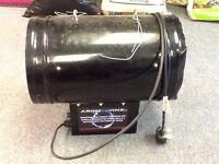 "Hydroponic equipment 10""/250mm aromazone Ozone generator CD-1000 Uvoniar Twin Cell"