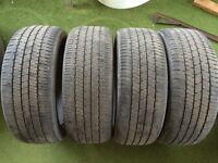 Toyo Proxes 205/50R17 tires
