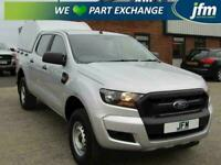 2018 Ford Ranger 2.2 TDCi [160] XL Double Cab [4X4] Pickup Diesel Manual