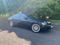 2007 BMW 7 Series 4.8 750I SPORT 4d 363 BHP Saloon Petrol Automatic
