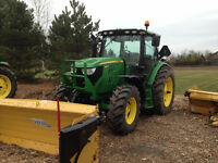 snow removal -tractors drivers