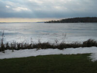 Lake Scugog Lakefront Lot