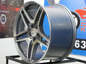 18 inch Staggered Mercedes benz AMG Replica wheels 905 463 2038