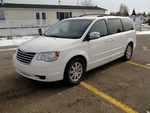 2008 Chrysler Town & Country Touring Wagon